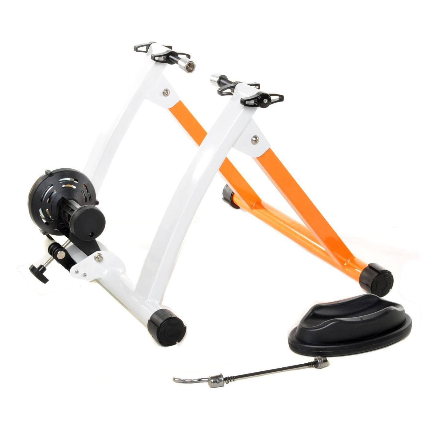 Indoor Bike Trainer Portable Exercise Bicycle Magnetic Stand by Conquer