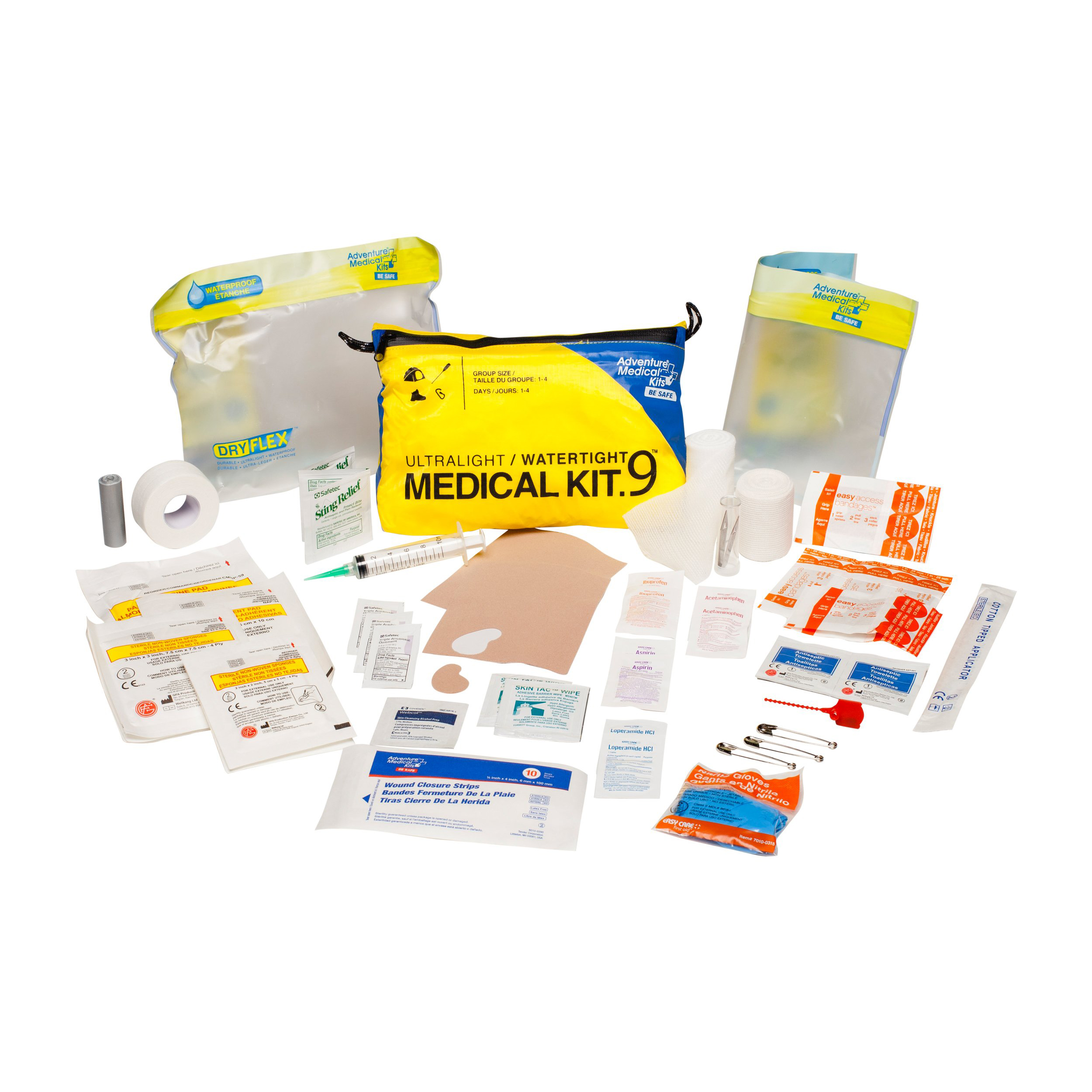 Adventure Medical Kits Ultralight and Watertight Medical Kit .9