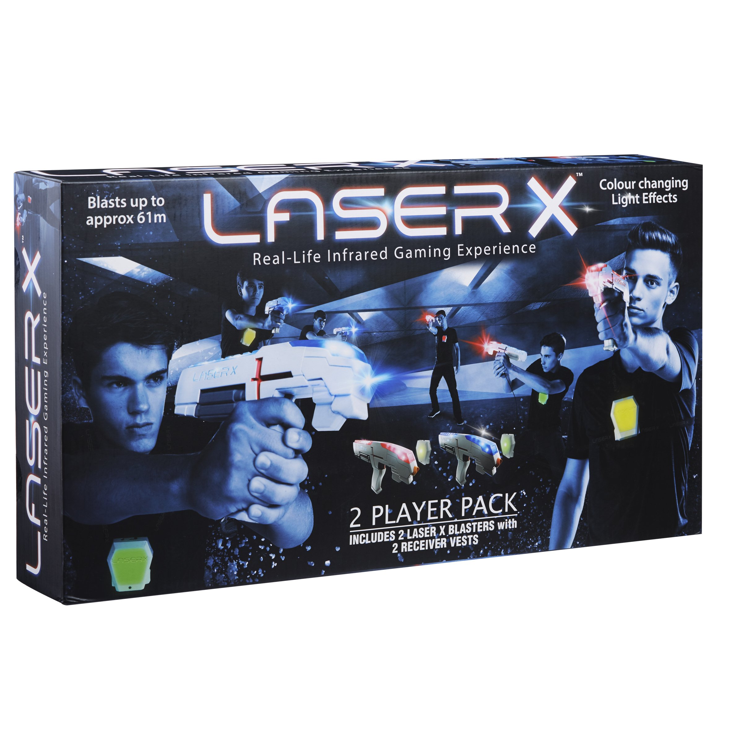 10 Of The Best Laser Tag Sets 2018 Gears Way Switch Multiple Lights Group Picture Image By X 88016 Two Player Gaming Set