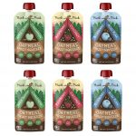 Munk Pack Oatmeal Fruit Squeeze | Variety Pack, Ready-to-Eat Oatmeal On The Go, 4.2 oz, 6 Pack