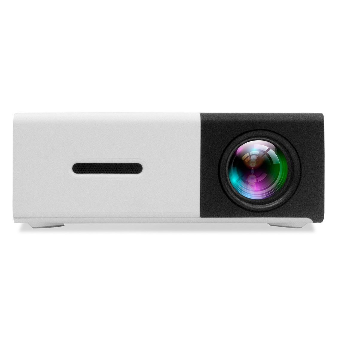 Mini Projector, Portable LED Projector Home Cinema Theater