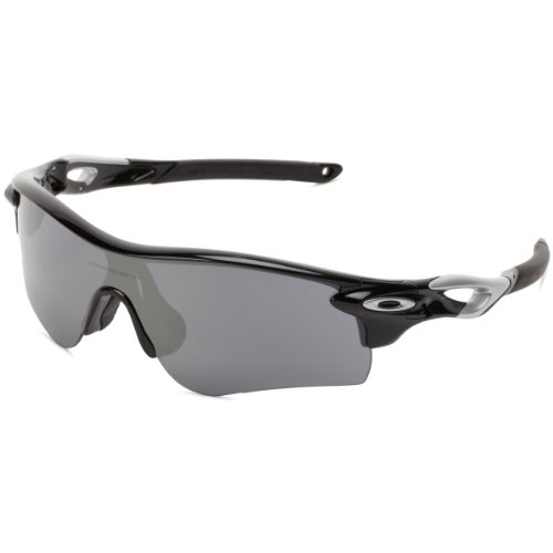 OAKLEY Men's Radarcloth Path OO9181 Polarized Sport Sunglasses