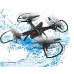 MAXBO 2.4GHz 4-Ch Waterproof Remote Control Quadcopter UFO UAV Drone