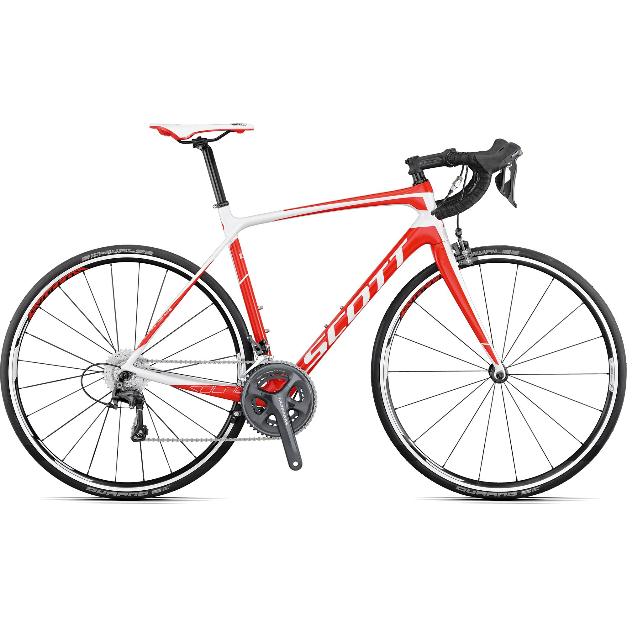Scott Solace 20 Compact Ultegra Bike