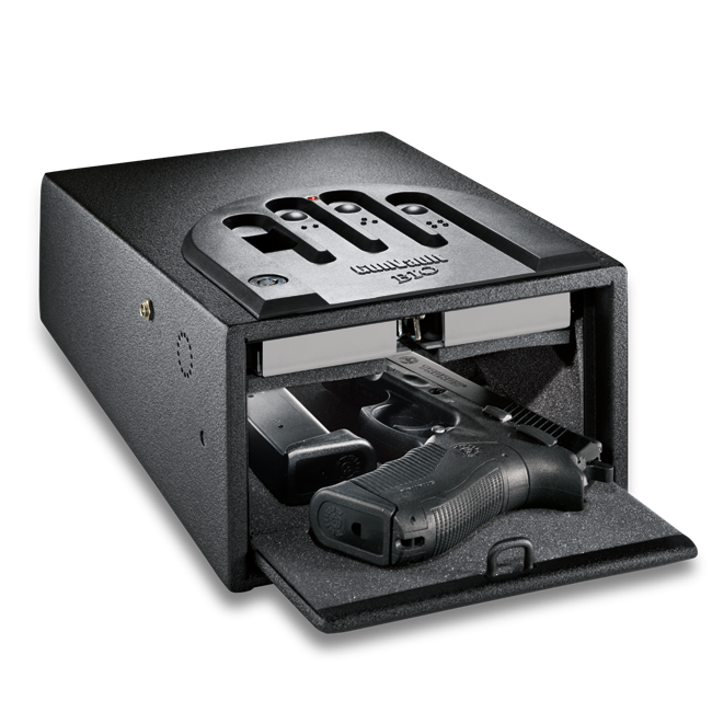 What is a Biometric Gun Safe?