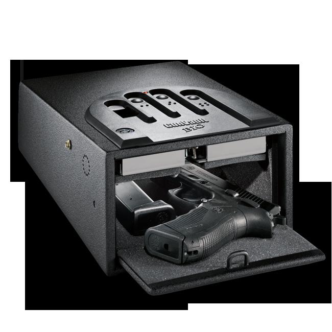 What is a Biometric Gun Safe?